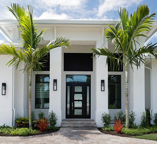 Naples Custom Residence